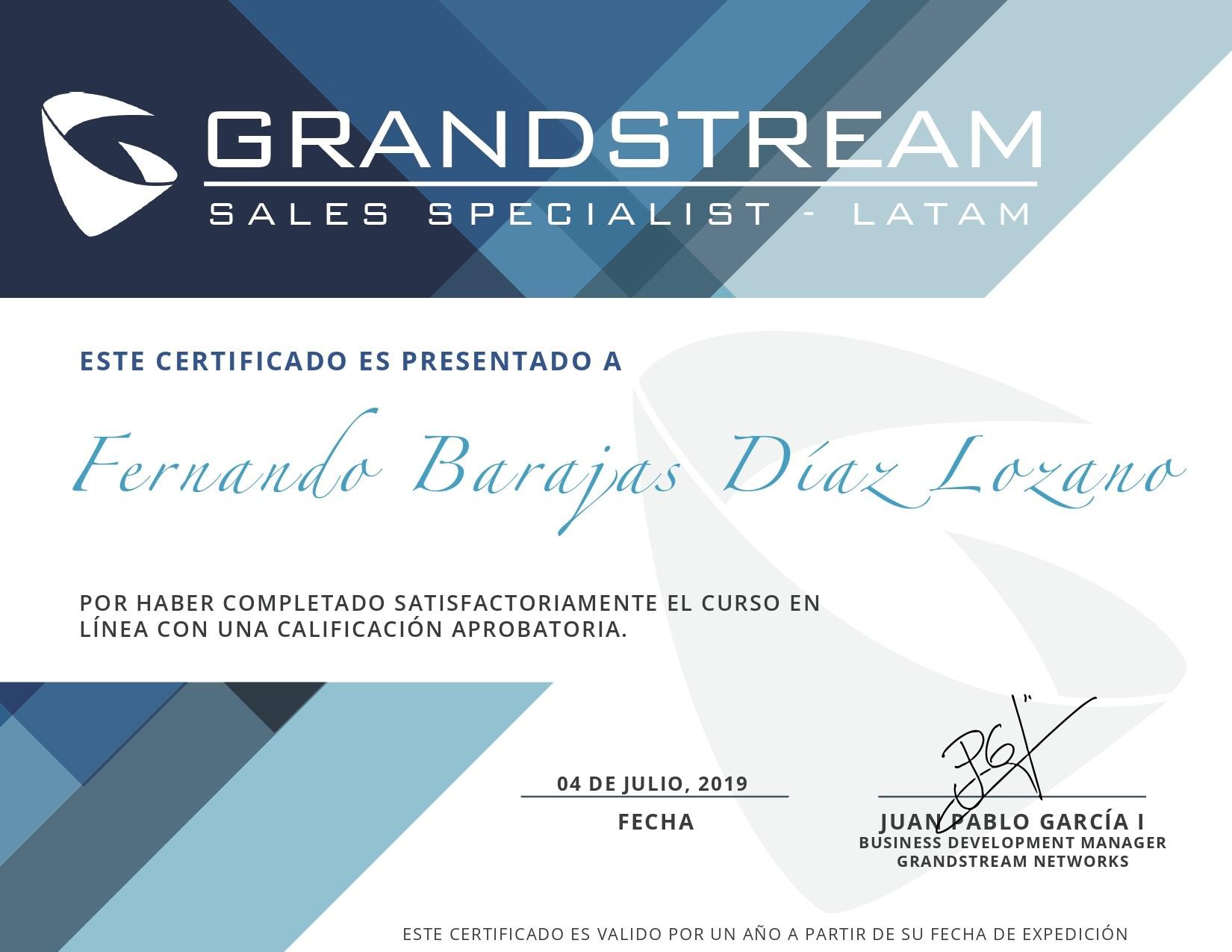 Certificado Sales Specialist - Fernando Barajas Díaz Lozano MAYA SISTEMAS_page-0001